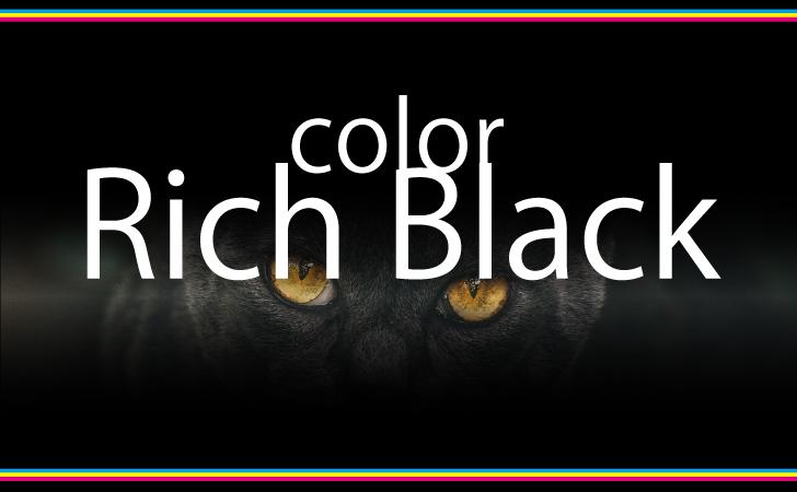 リッチブラックタイトル