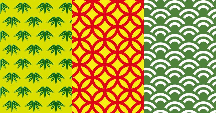 和柄パターンの作り方
