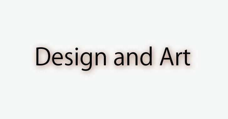 デザインとアート-デザイナーのひとりごと