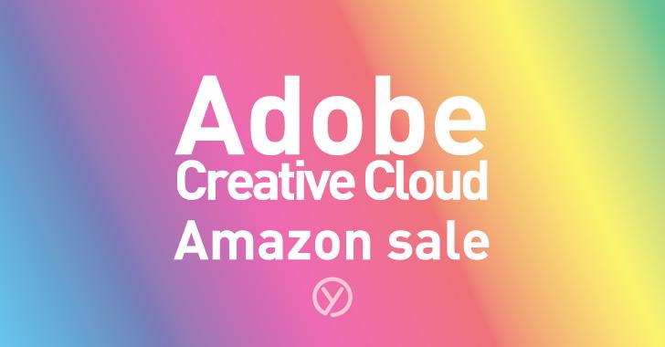 AdobeCCセール情報